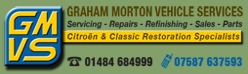 Graham Morton Vehicles